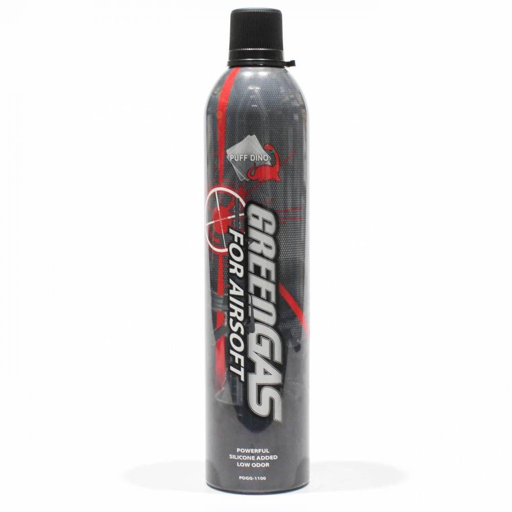 Greengas Puff Dino 170PSI 1100ml (600g)