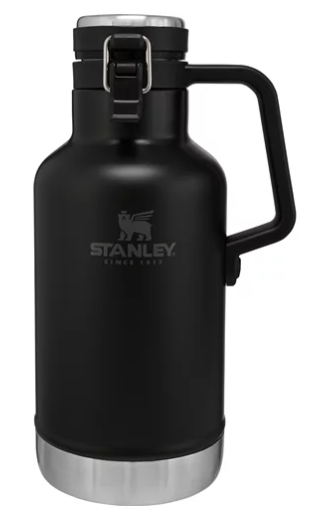 Growler Térmico Stanley Matte Black 1,9L