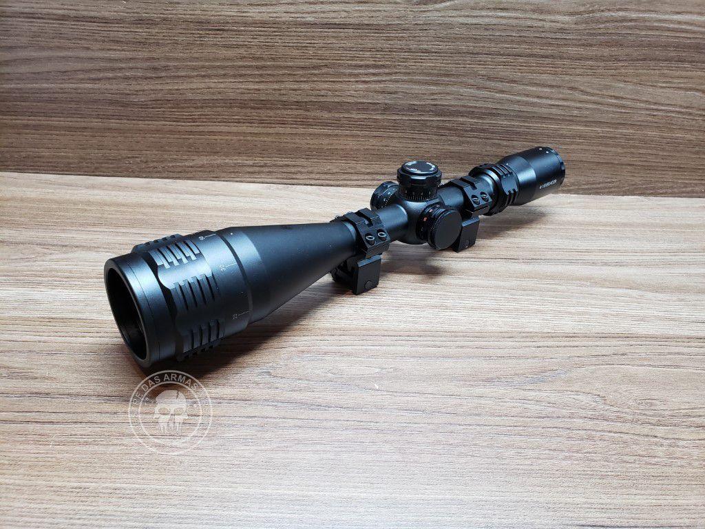 Luneta Airsoft 4-16 X 50 Trilho 20/22mm
