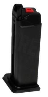 Magazine Airsoft Armorer Works Glock G17 BK linha VX