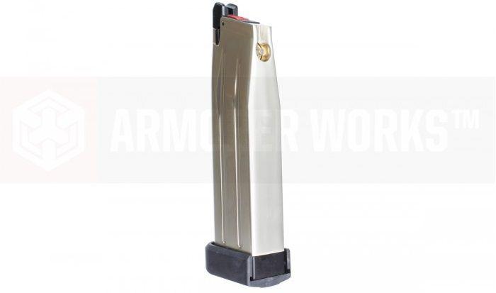 Magazine Airsoft Armorer Works Hicapa Cromado 30bbs