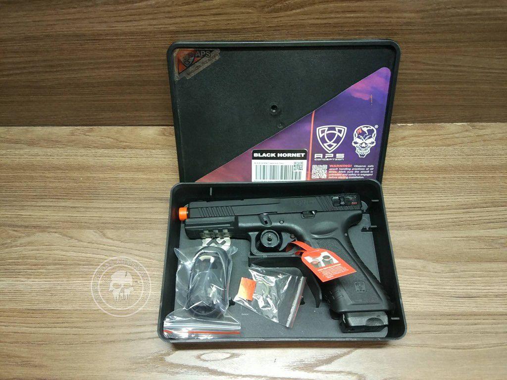 Pistola Airsoft Aps Hornet Co2