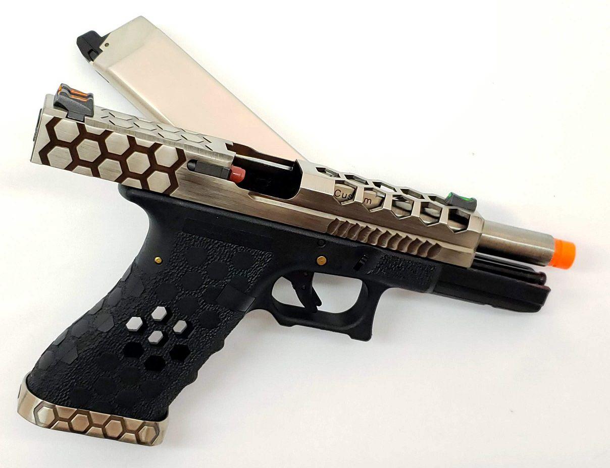Pistola Airsoft Armorer Works Glock G17 VX0100