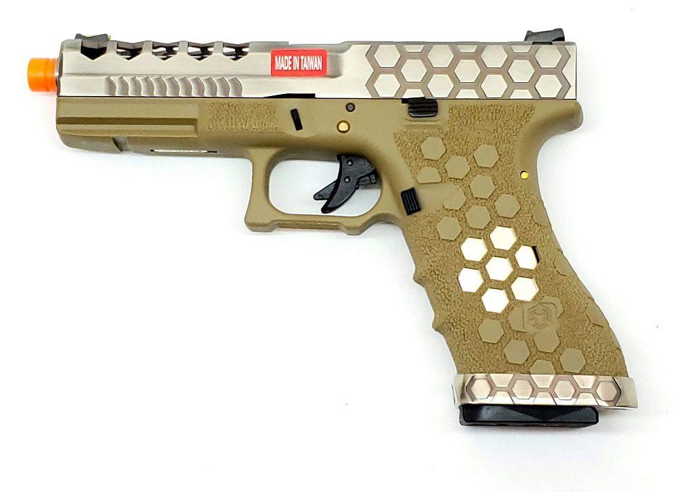 Pistola Airsoft Armorer Works Glock G17 VX0110