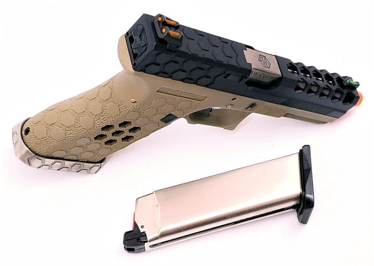 Pistola Airsoft Armorer Works Glock G17 VX0111
