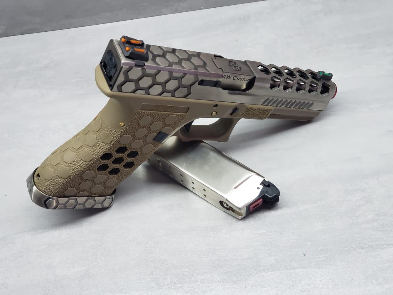 Pistola Airsoft Armorer Works Glock G18 VX0210