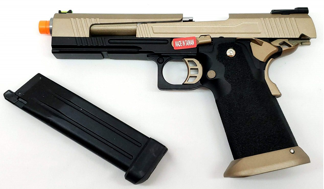 Pistola Airsoft Armorer Works Hicapa HX1003