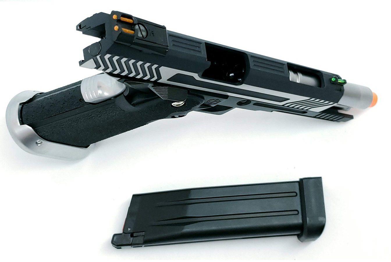 Pistola Airsoft Armorer Works Hicapa HX1101