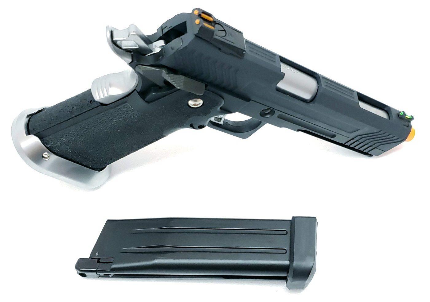 Pistola Airsoft Armorer Works Hicapa HX1102