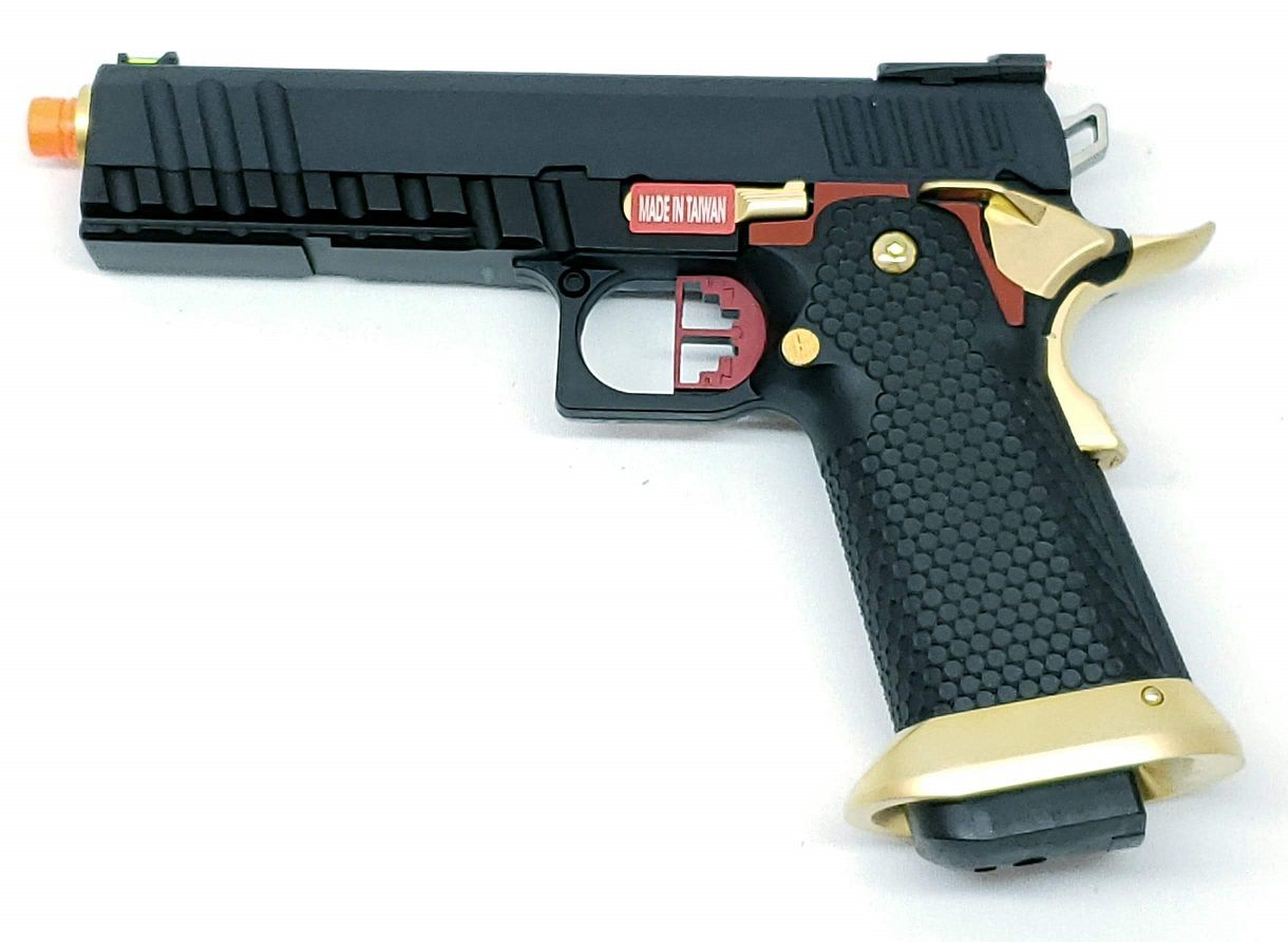 Pistola Airsoft Armorer Works Hicapa HX2002