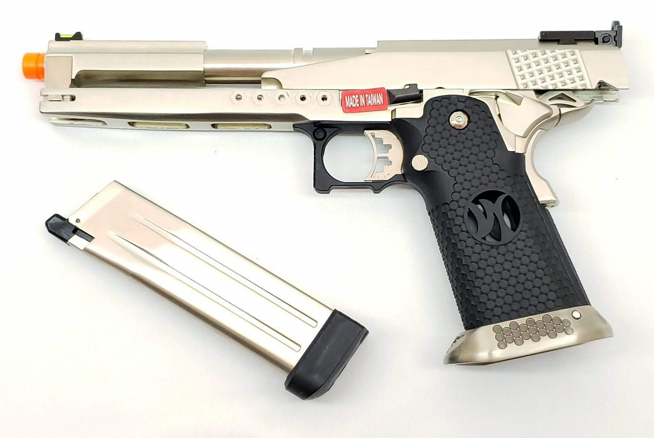 Pistola Airsoft Armorer Works Hicapa HX2201