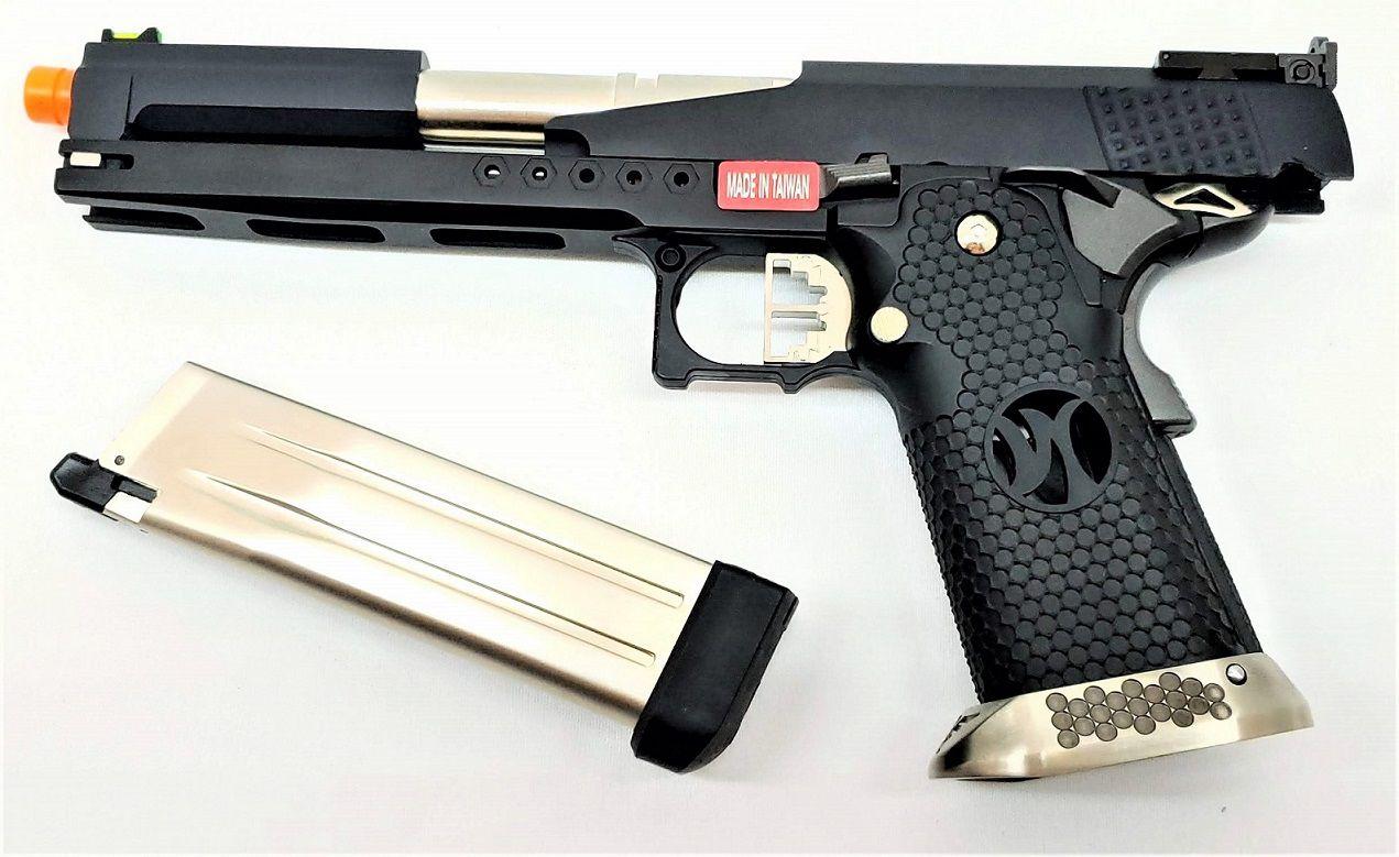 Pistola Airsoft Armorer Works Hicapa HX2202