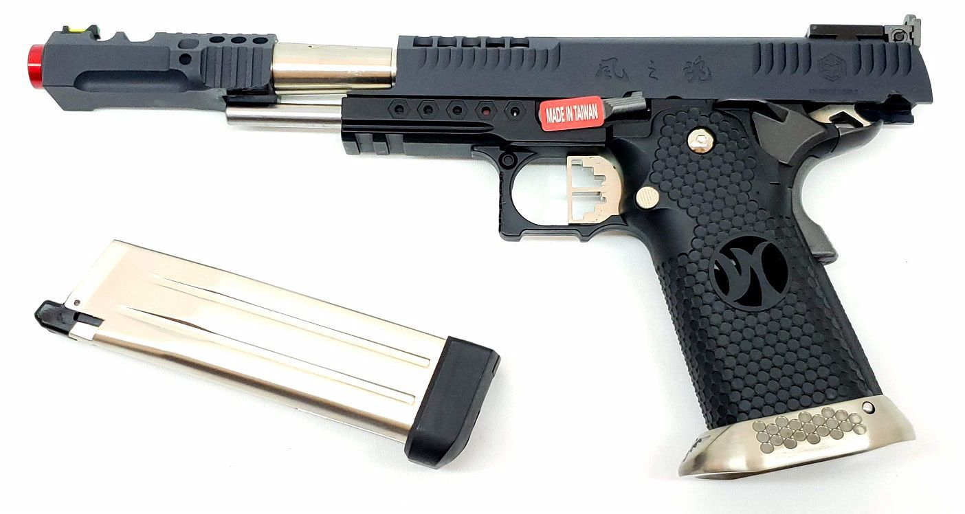 Pistola Airsoft Armorer Works Hicapa HX2402 Supercomp