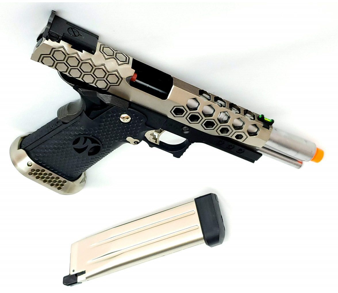 Pistola Airsoft Armorer Works Hicapa HX2501