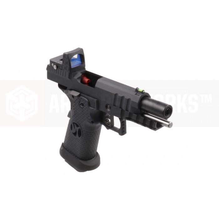 Pistola Airsoft Armorer Works Hicapa HX2602 com dot