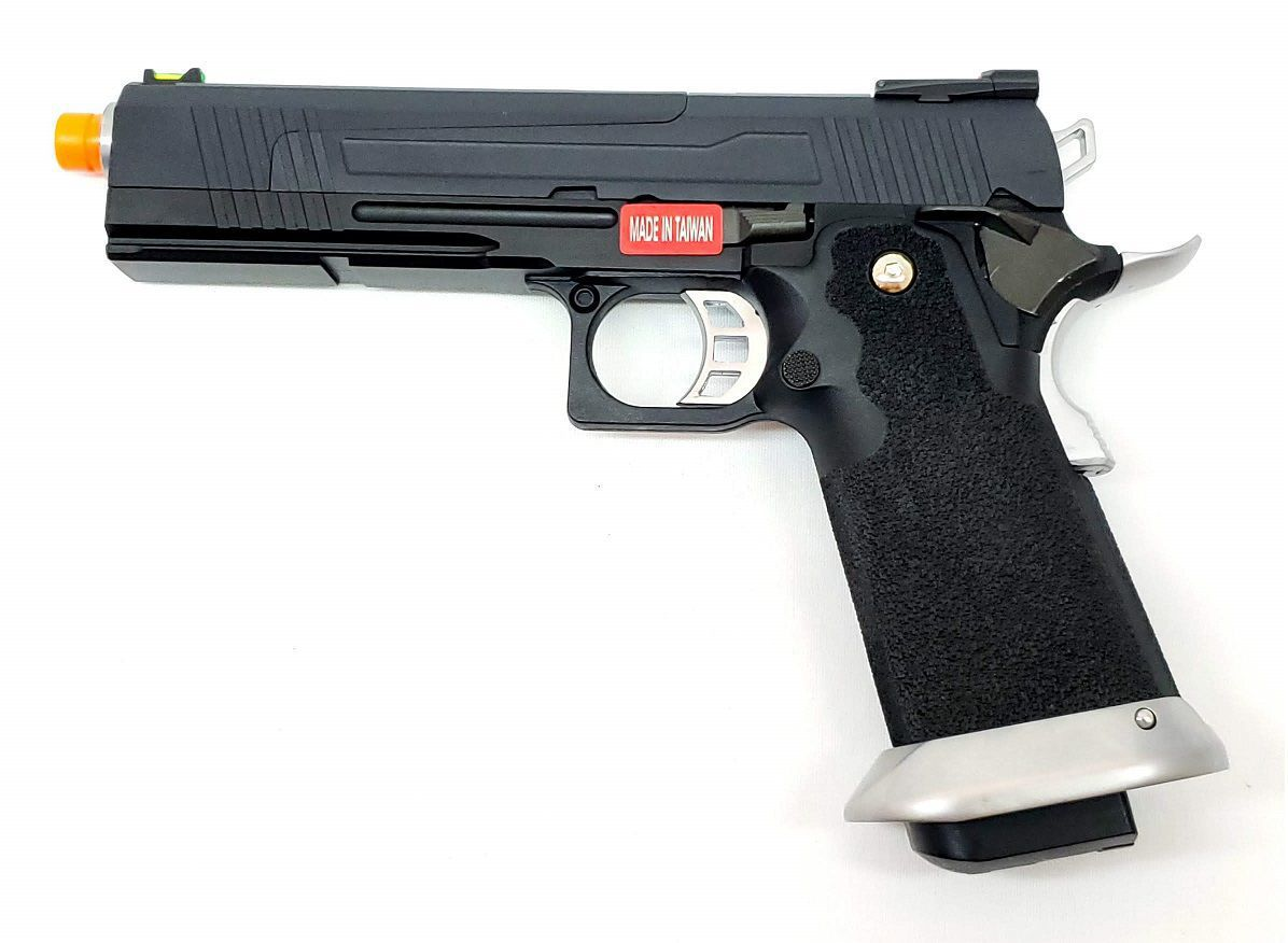Pistola Airsoft Armorer Works Hicapa HX1002 CO2