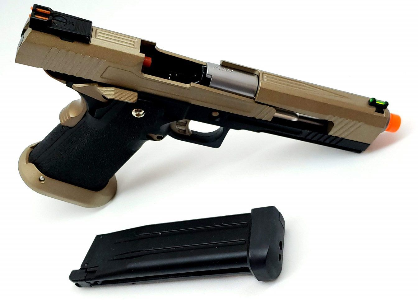 Pistola Airsoft Armorer Works Hicapa HX1003 CO2