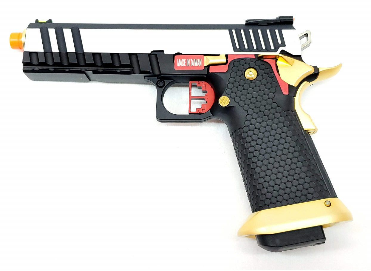 Pistola Airsoft Armorer Works Hicapa HX2001 CO2