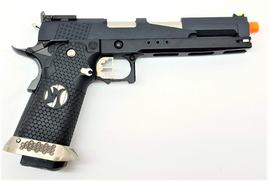 Pistola Airsoft Armorer Works Hicapa HX2202 CO2