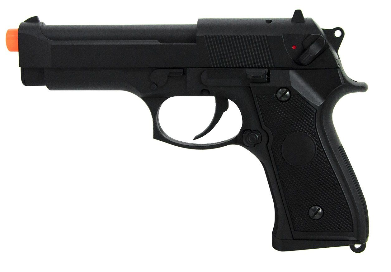 Pistola Airsoft Cyma AEP M92 BLK CM126