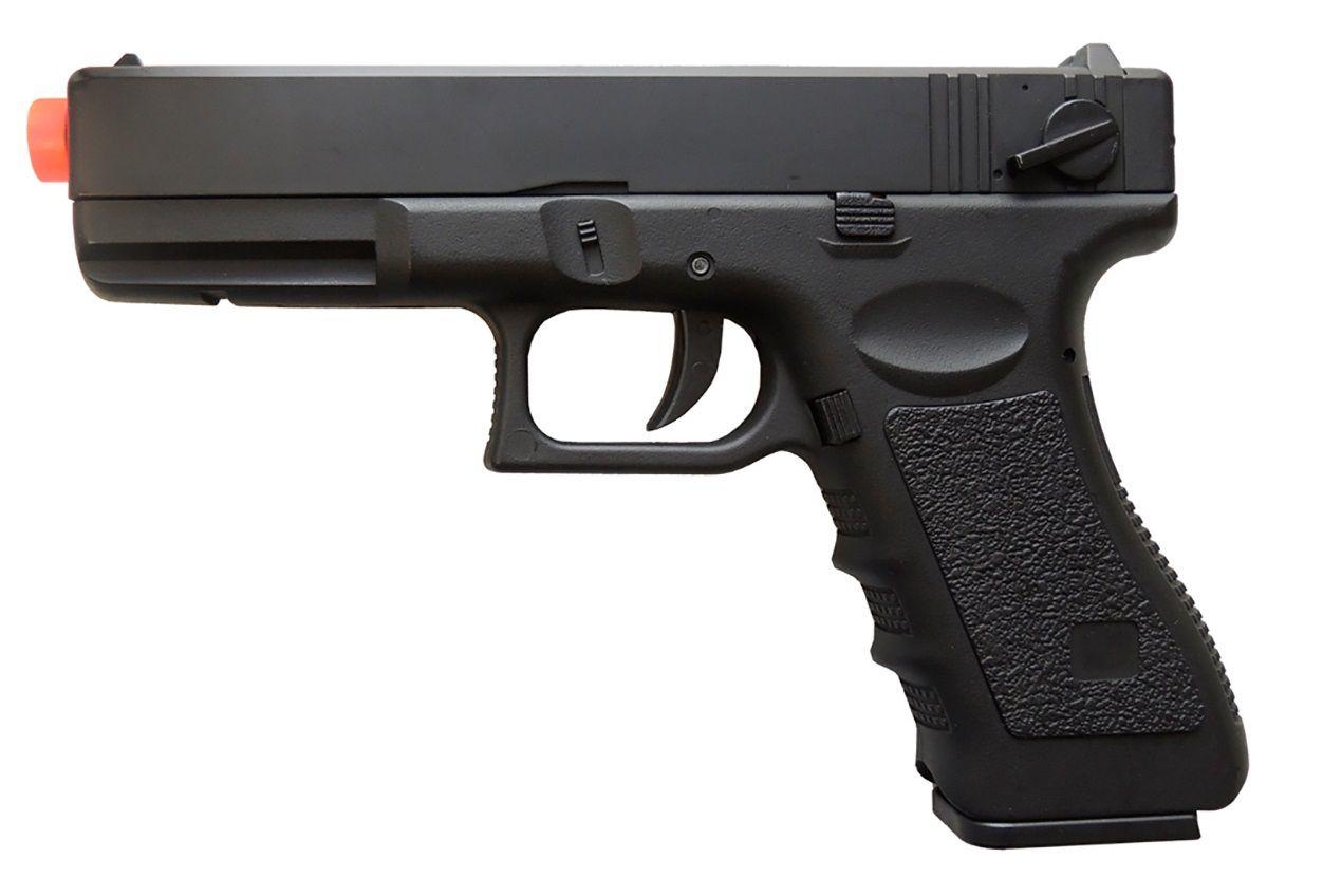 Pistola Airsoft Cyma AEP Cm030 G18 Eletrica