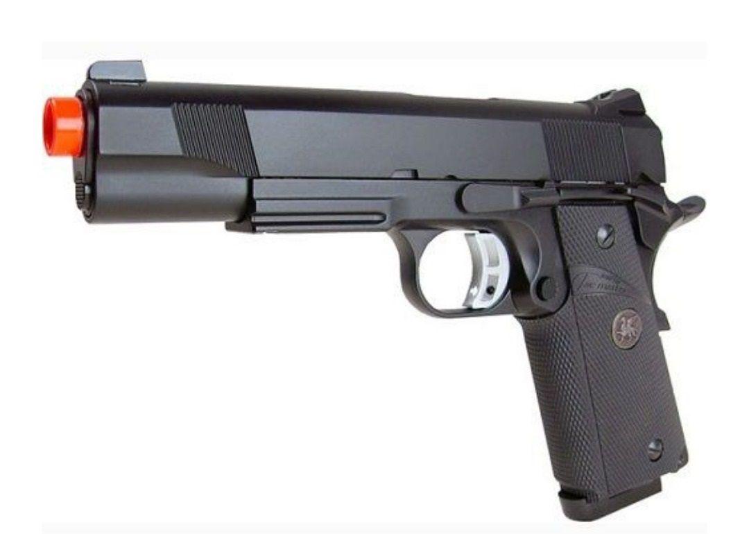 Pistola Airsoft KJW Kp7 Full Metal Greengas