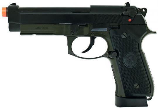 Pistola Airsoft KJW M9a1  Green GBB