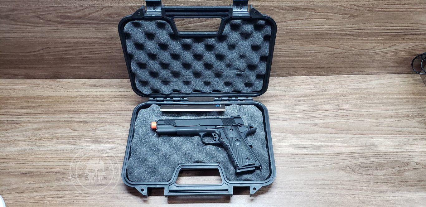 Pistola Airsoft SRC 1911 Sr-1911 MEU Fm