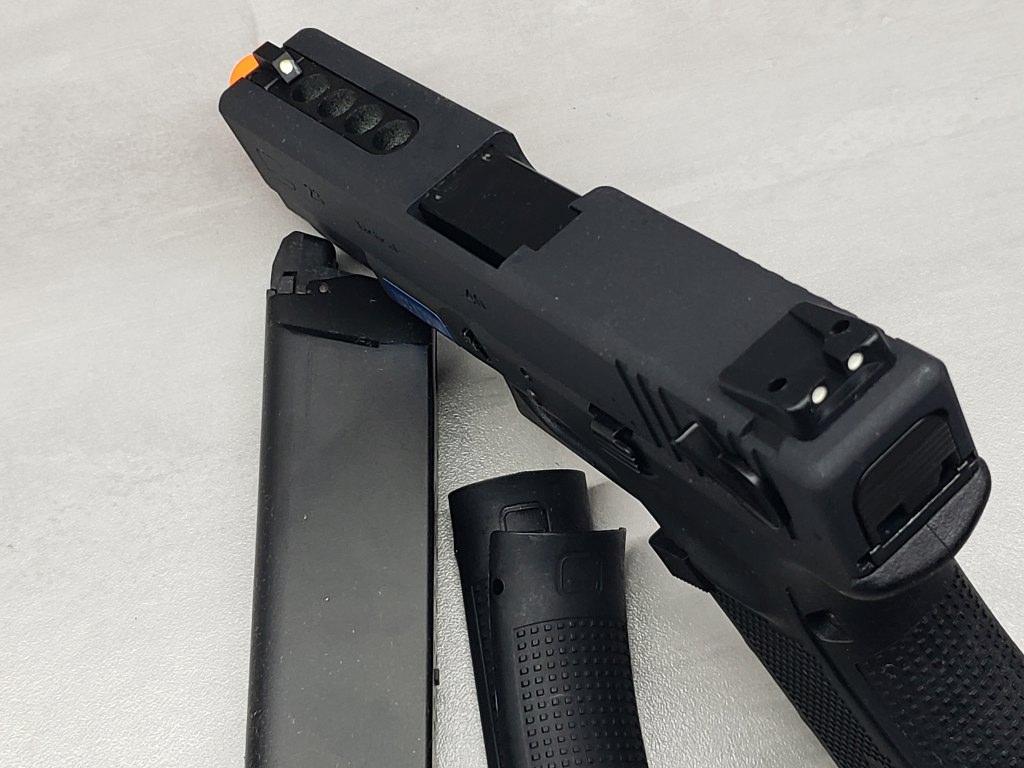 Pistola Airsoft WE Glock G23 G4 Black