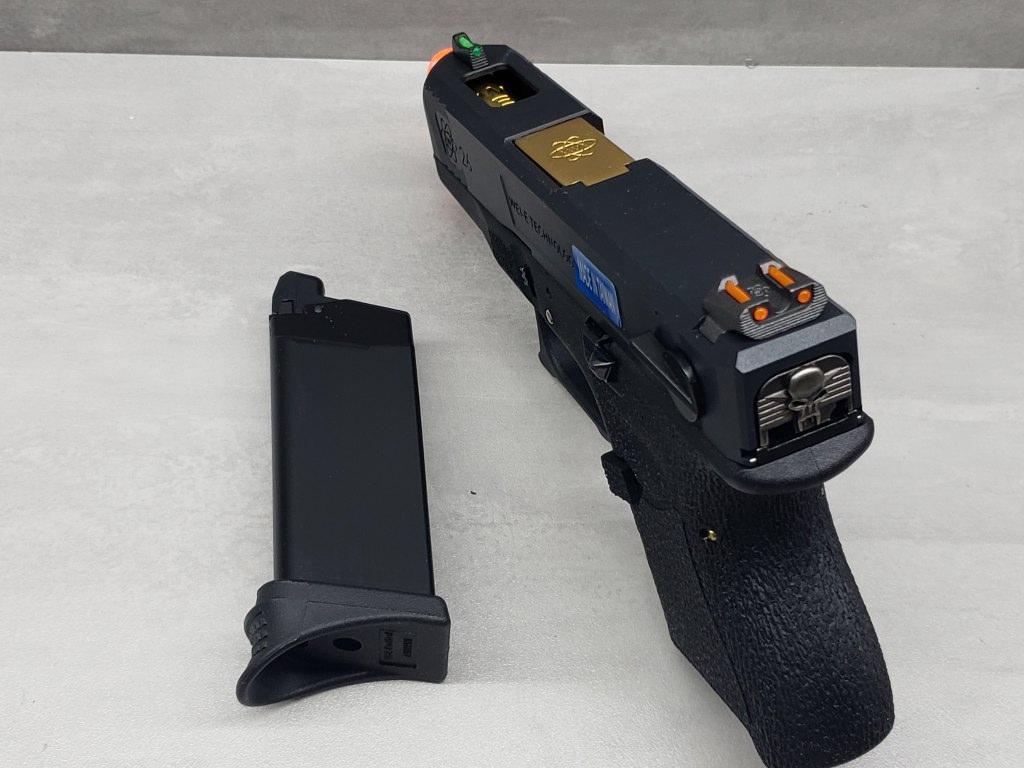 Pistola Airsoft WE Glock G26 T01