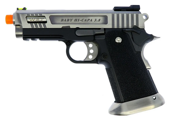 Pistola Airsoft WE Hicapa 3.8 Velociraptor