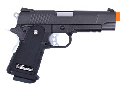 Pistola Airsoft WE Hicapa 4.3 Full Metal