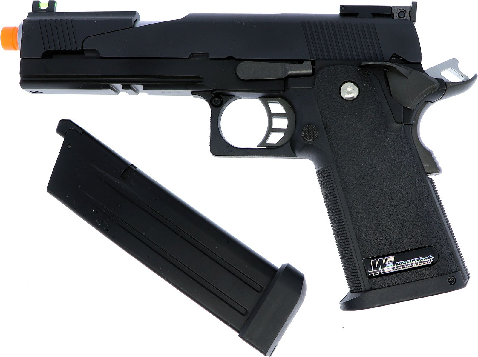 Pistola Airsoft WE Hicapa 5.1 Dragon A Full Metal