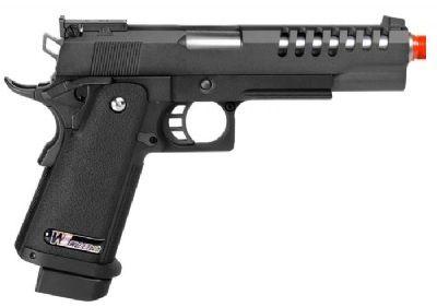 Pistola Airsoft WE Hicapa 5.1 K2 Full Metal