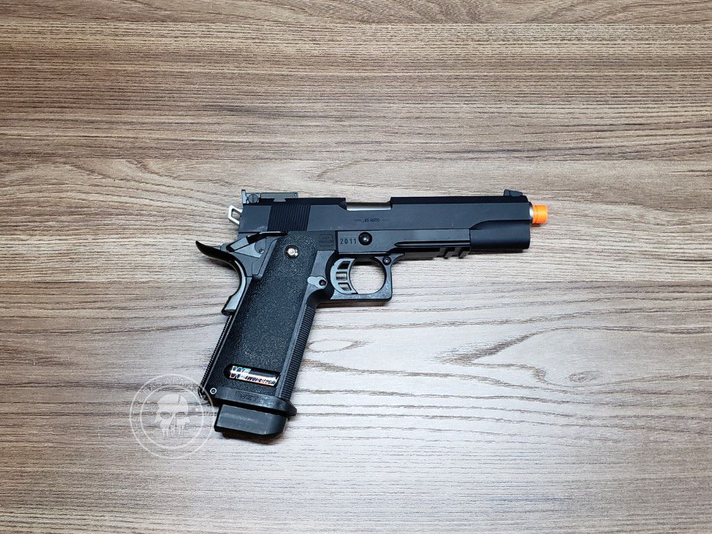 Pistola Airsoft WE Hicapa 5.1r