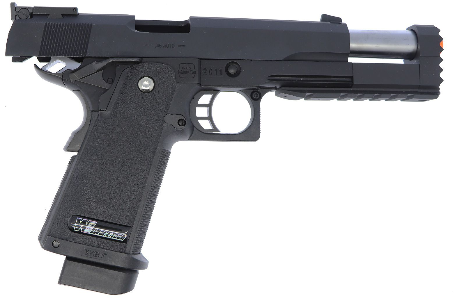 Pistola Airsoft WE Hicapa 5.2 R Full Metal
