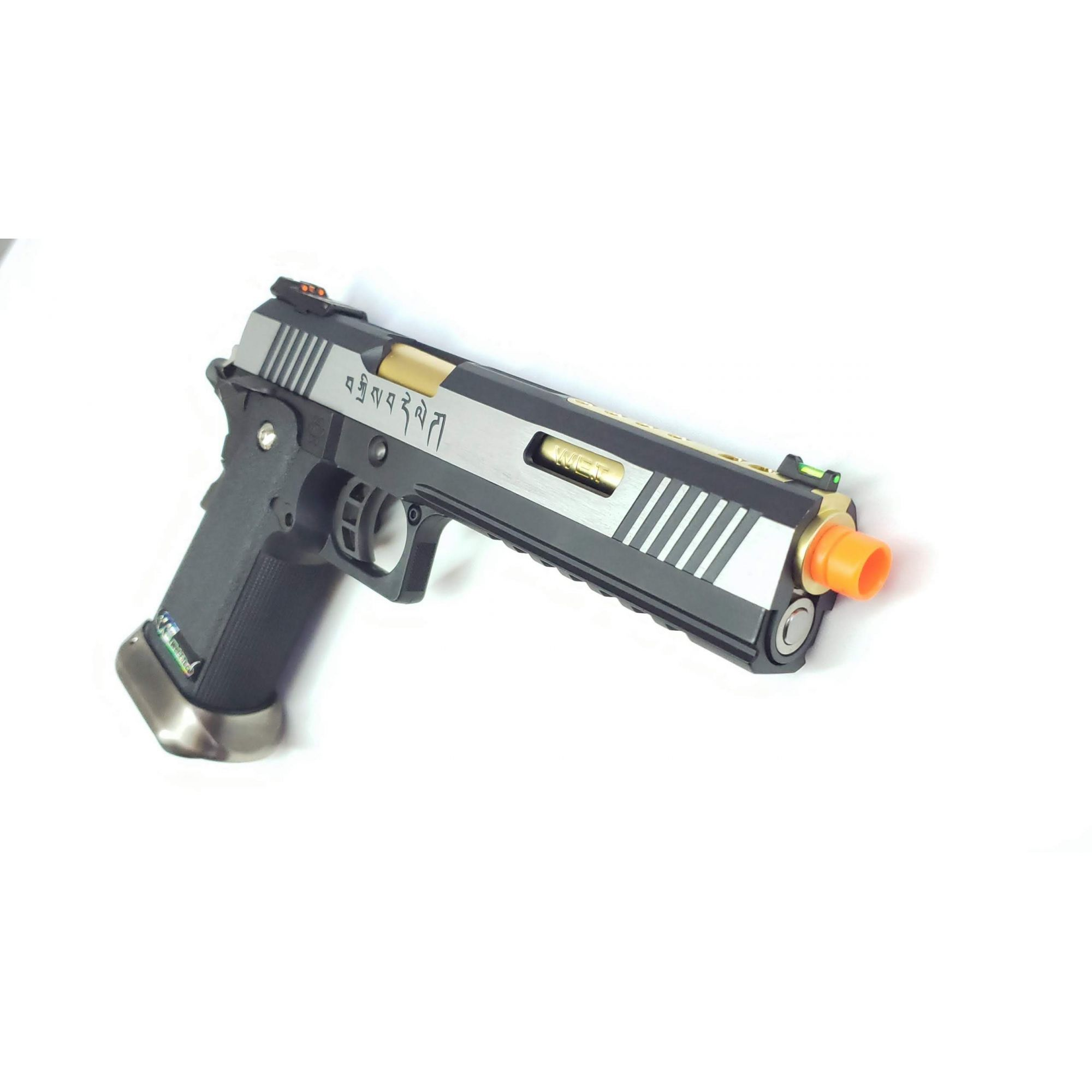 Pistola Airsoft WE Hicapa 6 2tons Gold