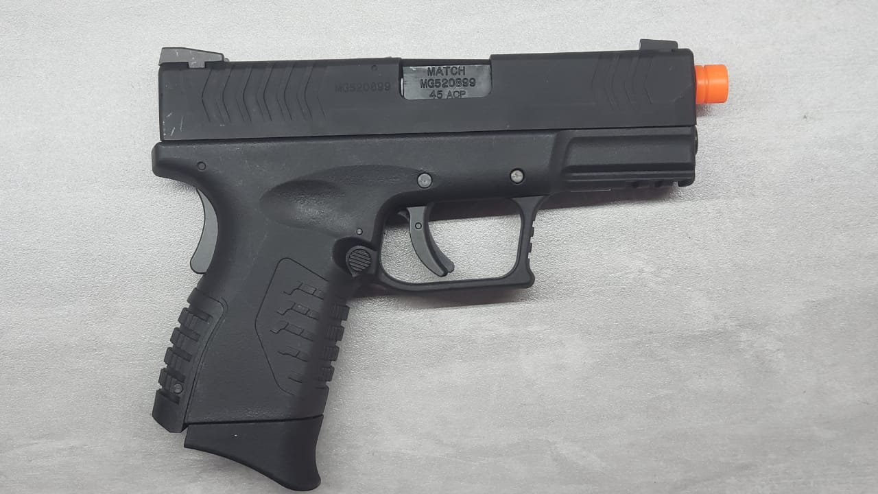 Pistola Airsoft WE X 3.8 Ultra Compact