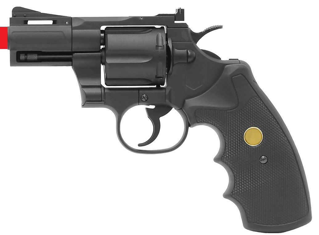 Revolver Airsoft KINGARMS GBB 357 2.5 PG-01-CI-S