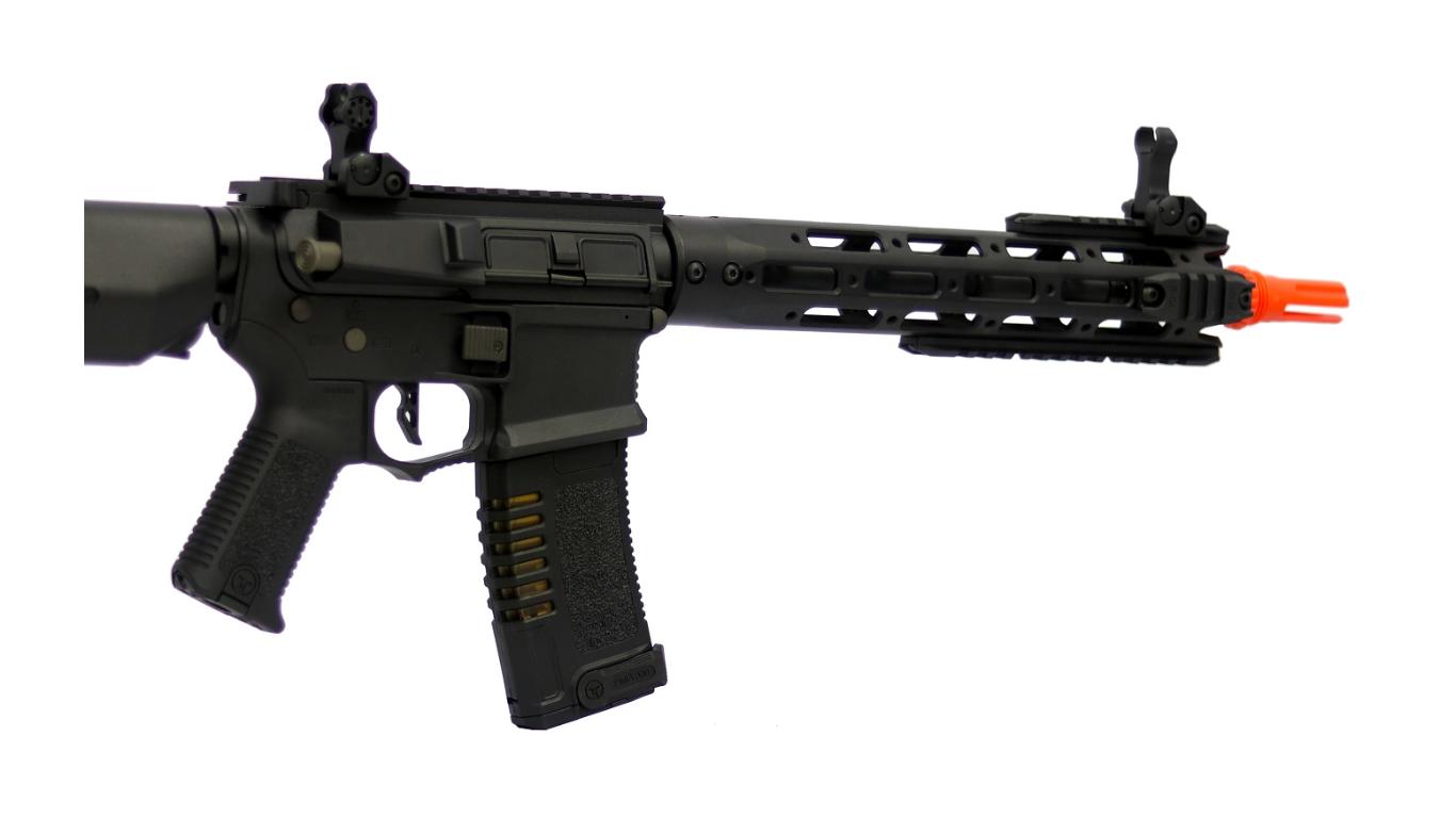 Rifle Airsoft Ares Amoeba Am-009 Preta