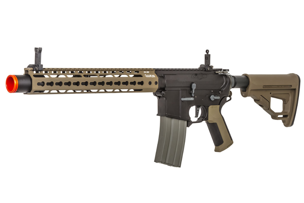Rifle Airsoft Ares Octarms Km12 Tan Full Metal
