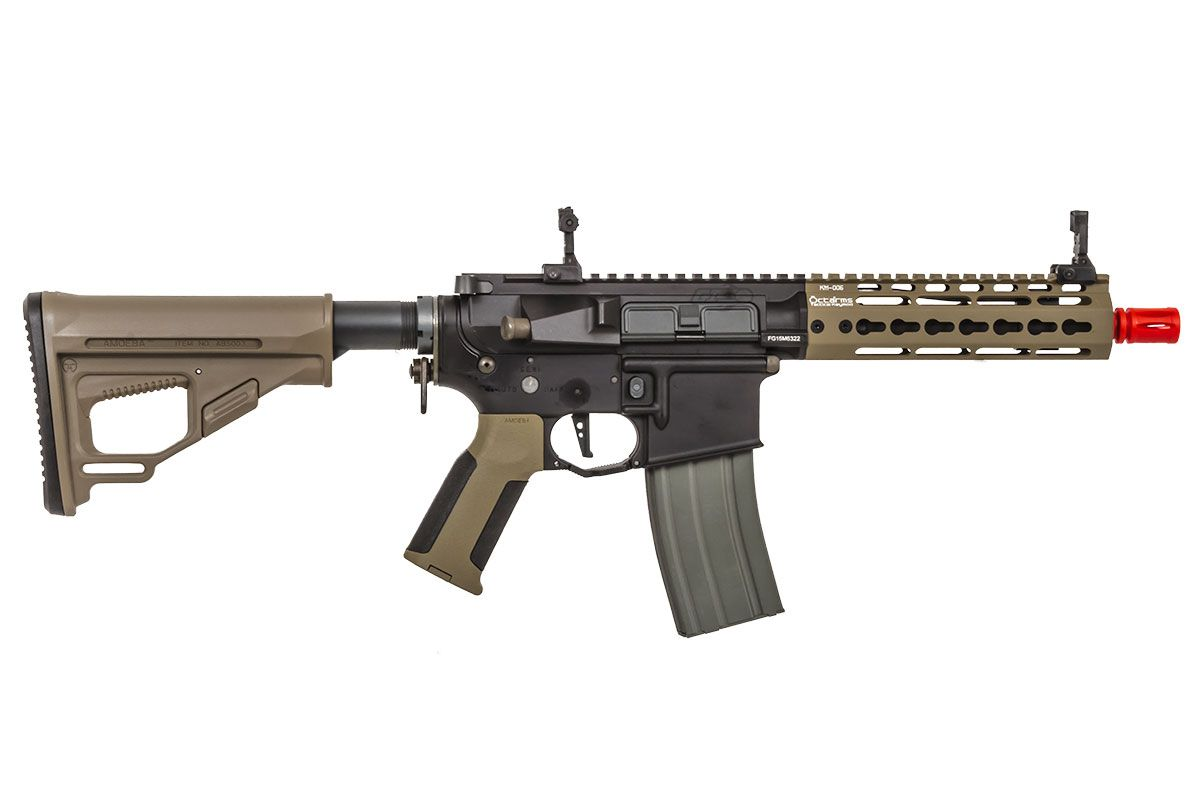 Rifle Airsoft Ares Octarms Km7 Km07 Tan Full Metal