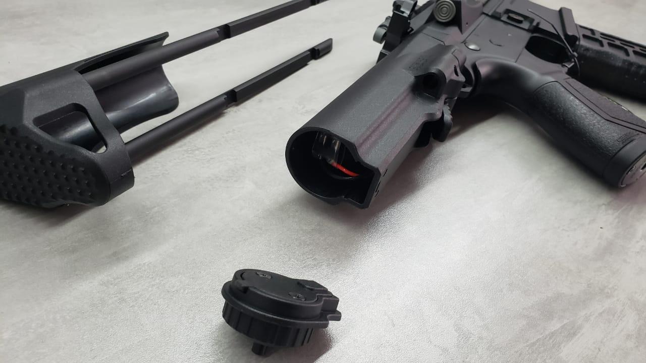 Rifle Airsoft G&G Arp 556 V2S