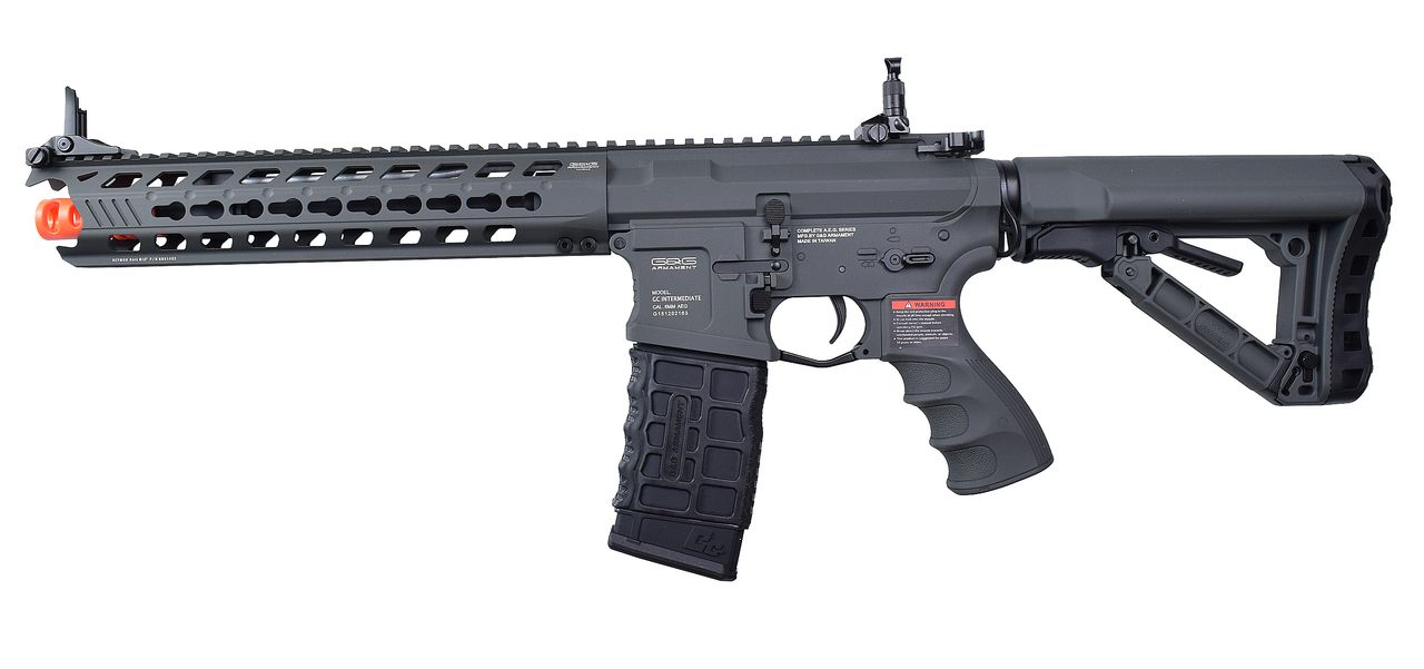 Rifle Airsoft G&G Predator Grey Metal