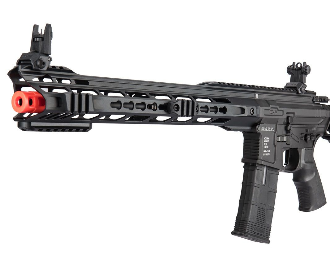Rifle Airsoft ICS CXP MARS Komodo Black
