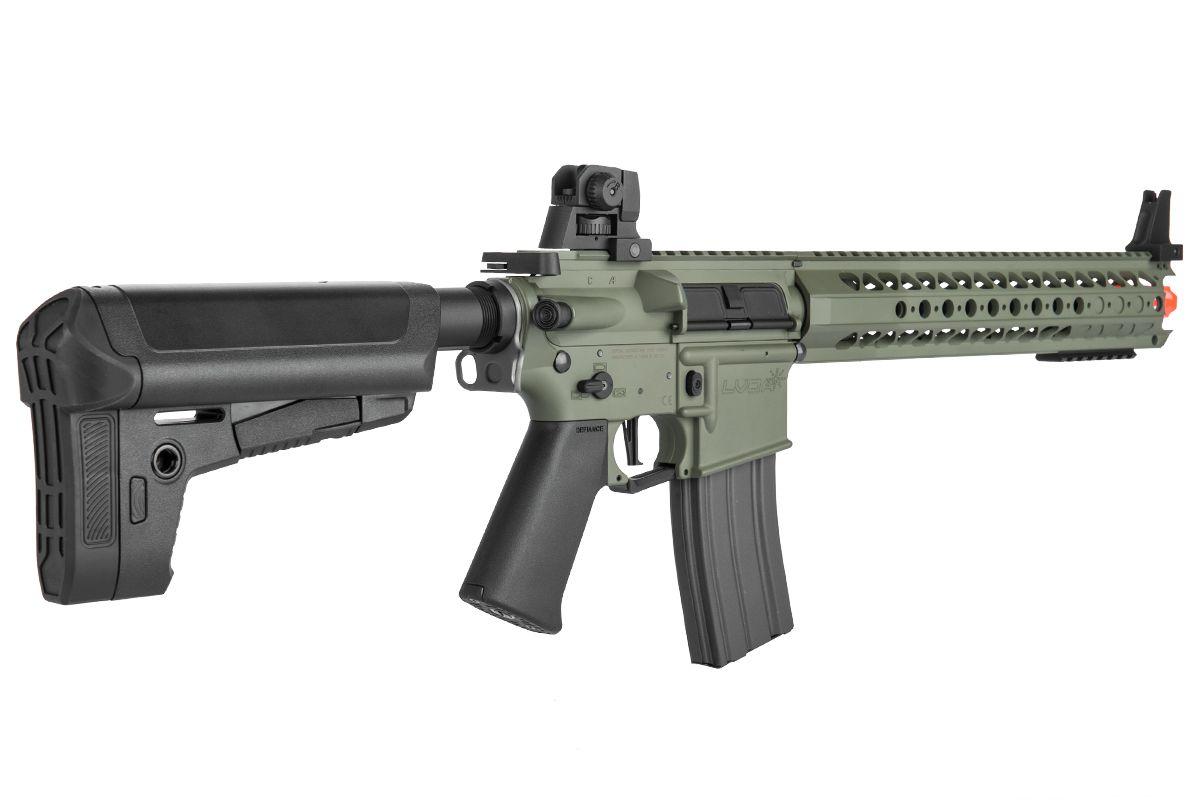 Rifle Airsoft Krytac AEG War Sport LVOA-C FG