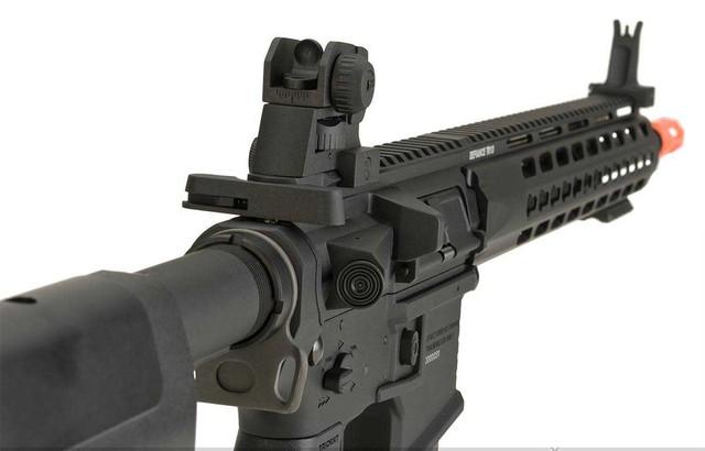 Rifle Airsoft Krytac Trident MKII SPR Bk