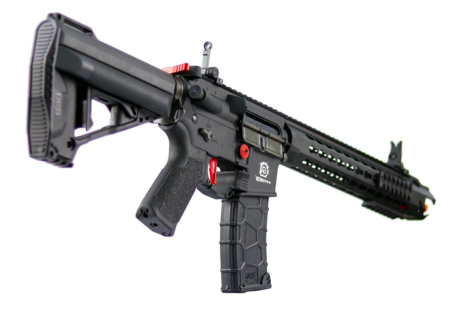 Rifle Airsoft VFC Avalon Leopard Carbine BLK