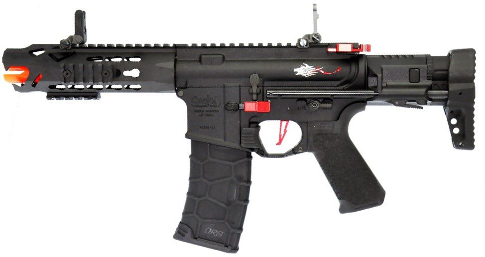 Rifle Airsoft VFC Avalon Leopard CQB BLK