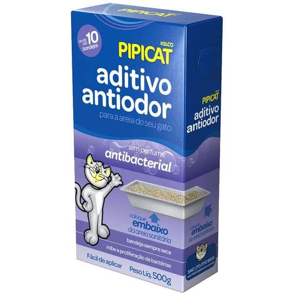 Aditivo Antiodor Kelco Pipicat Antibacterial 500 g